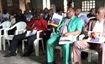 Oro Preachers Retreat in session