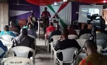 Preachers Retreat loading